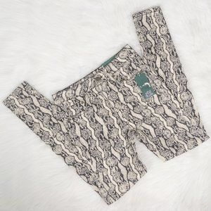 Wild Fable Snake Print Skinny Jeans